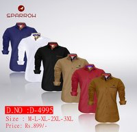 Designer Mens Shirt D-4995