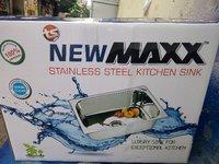 Exclusive Stainless Steel Kitchen Sink