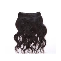 Dyed Wave Machine Weft Hair