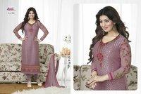 Georgette Brasso Ladies Salwar Suits