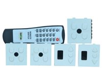 Remote Control Switch For 12 Light And 2 Fan Regulator
