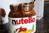 Nutella Chocolate 230g 350g And 600g