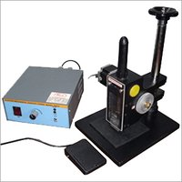Semi Automatic Mechanical Contact Coding Machine