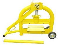 43kg 1 Spindle Brick Cutter for 430mm Length 30-120mm Height Paving Stones ZQ430R