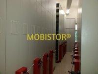 Mobile Compactor File Storage Racks