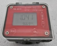 Turbine Digital Oval Gear Fuel Flow Meter