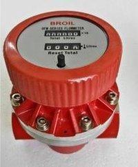 Mechanical Fuel Flow Meter - 1