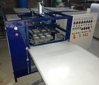 Automatic Thermocol Thali Plate And Dona Making Machine