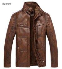 Brown Woolen Jacket