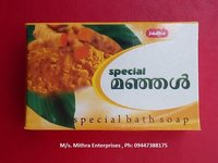 Manjal Soap (Bath Soap)
