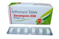 Zeromycin 250 Azithromycin Tablets