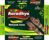 Organic Mehandi Cone