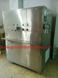 Carbonated Drink Glass Bottle Filling Machine