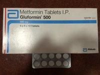 Gulaforimin 500 Metformin Tablets