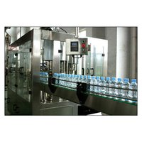 Packaged Drinking Water Machinery
