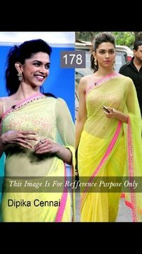 Designer Saree DS12