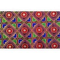 Kachhi Brocade Fabric