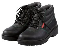 Medium Ankle Safety Shoes