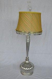 Silver Lamp Shade