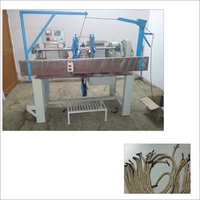 Automatic Carry Bag Lace Tipping Machine