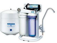 4 Stage RO System With Pump
