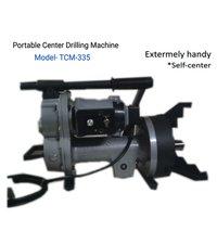 Portable Centre Drilling Machine