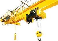 Industrial Girder EOT Crane Rental Services