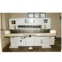Programmed Hydraulic Cutting Machine