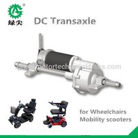 24V 950W Electric Motor Axle For Trolley