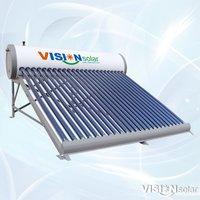 Solar Vts Non Pressurized Water Heater