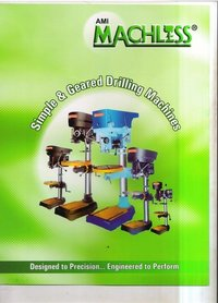 Machless Simple And Geared Drilling Machines