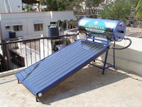 Solar Watere Heater Flat Plate Collector Type