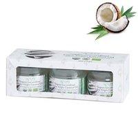 Organic Extra Virgin Cold Pressed Coconut Oil