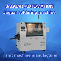 LED Assembly Line Full Automatic Wave Soldering Machine