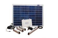 Modern Solar Home Lighting System