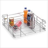 Bottle Wire Kitchen Basket