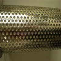 Perforated Metal Mesh Screen