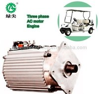3KW 60V Motor For Golf Cart