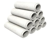 Rcc Perforated Concrete Pipe