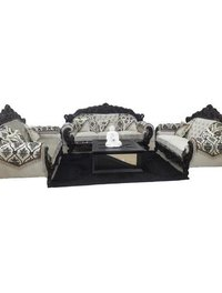 Designer Wooden Sofa Set