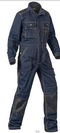 Mens Workwear Coverall