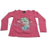 Kids Girls T Shirt