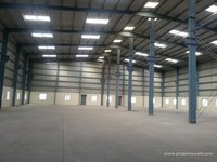 Pre Engineered Warehouse Building