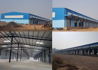 Prefabricated Cold Storage Building