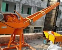 Building Construction Material Lifting Machine