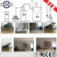 Professional Commercial Sugar Grinding Machine For Chocolate