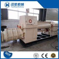 Low Cost Full Auto Vacuum Extruder Brick Making Machine