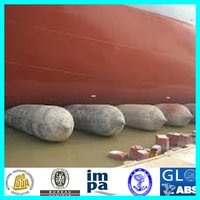Ship And Barge Drydocking Airbags