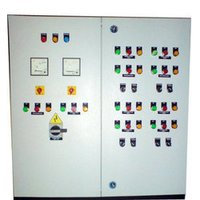 Sewage Treatment Plant Control Panel