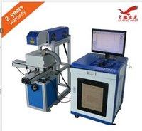 Code Bar CO2 Laser Marking Machine